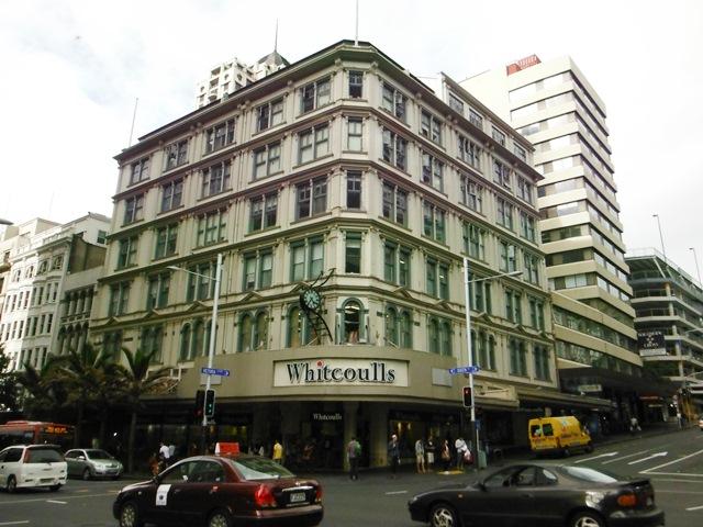 Auckland Old Time Corner.