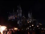 Hogwarts looms over all