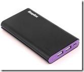 EasyAcc 10,000 mAh portable charger