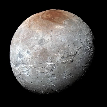 Caronte_New Horizons