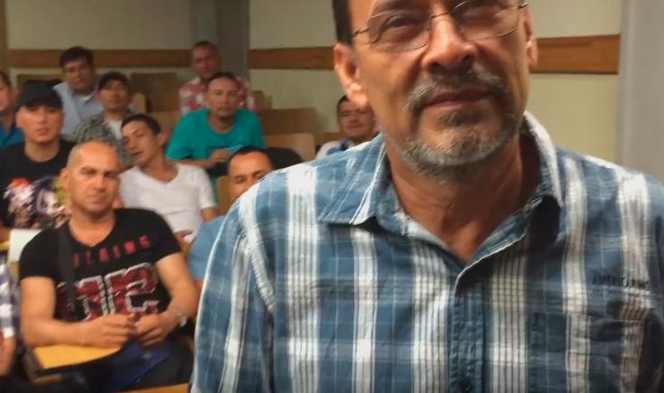 MENSAJE DE OTONIEL RAMIREZ PRESIDENTE NACIONAL DE SUTIMAC