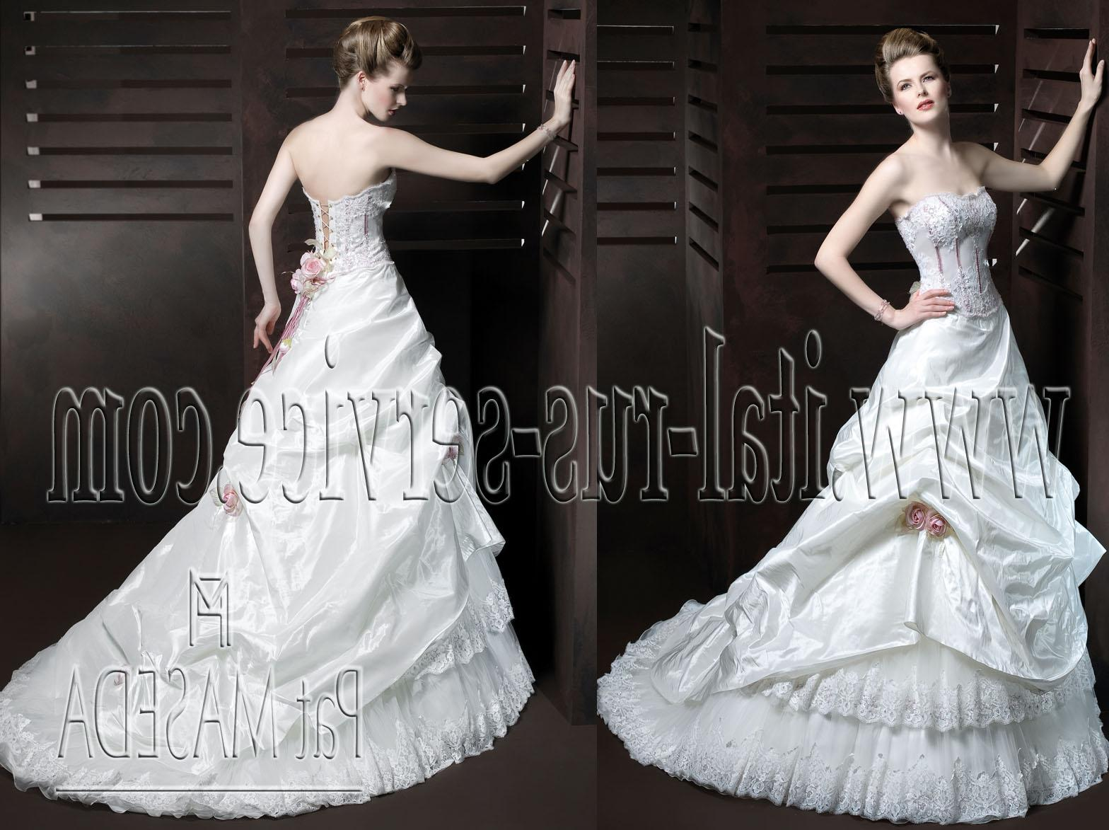 Pat MASEDA Wedding dresses