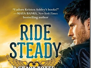 Review: Ride Steady (Chaos #3) by Kristen Ashley