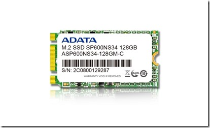Adata SP600NS34 128GB