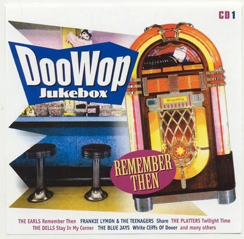 DooWop Jukebox Remember Then Vol 1 - front