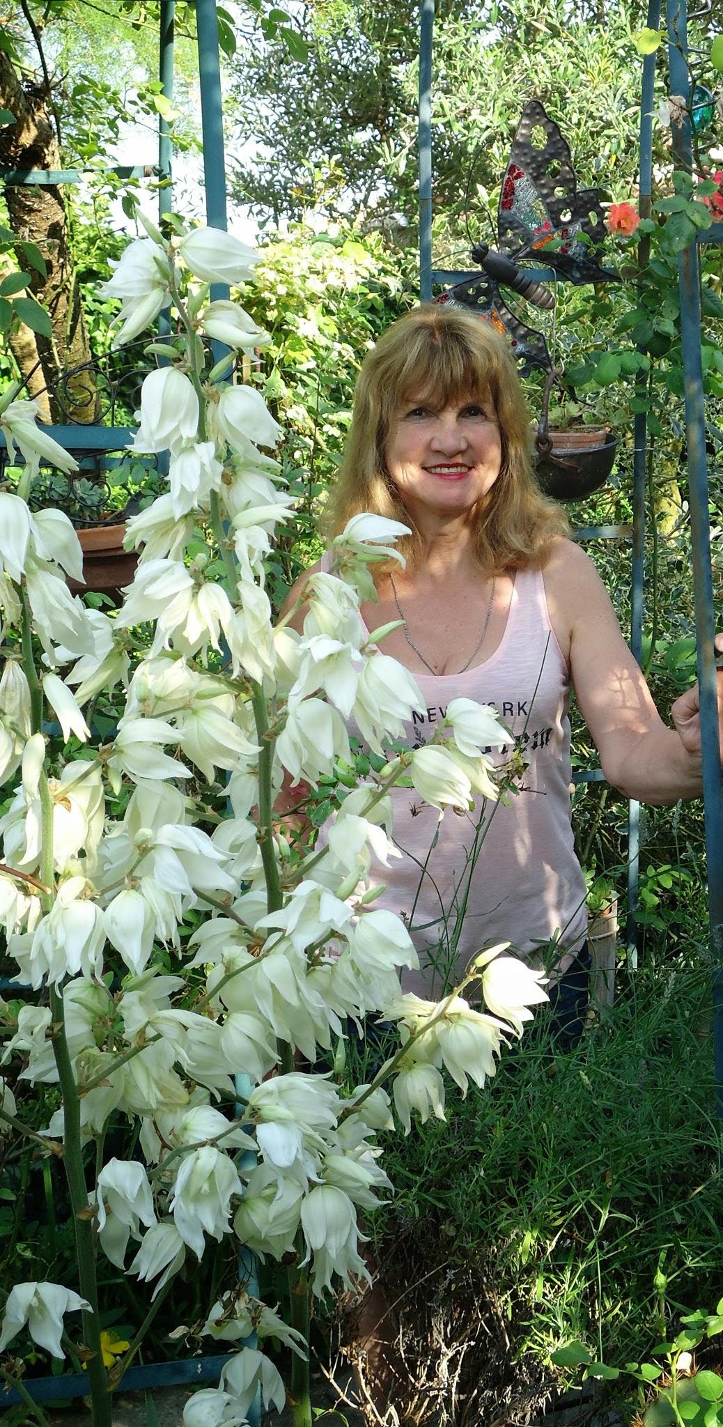 Vous connaissez mon jardin &quot&#x3B;Le Clos Fleuri&quot&#x3B; dans la Drôme ?