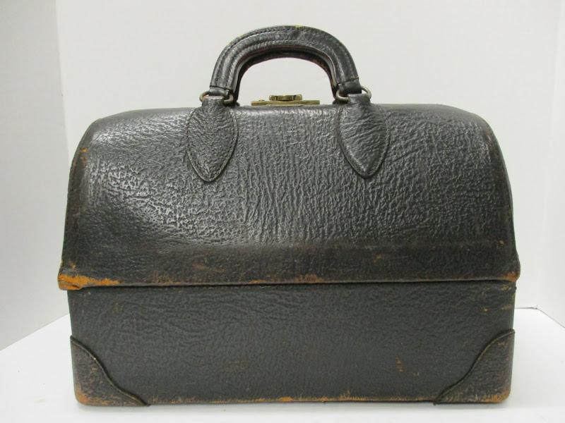 Vintage Apothecary Bag 1