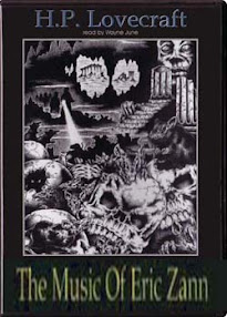 Cover of Howard Phillips Lovecraft's Book The Music of Erich Zann