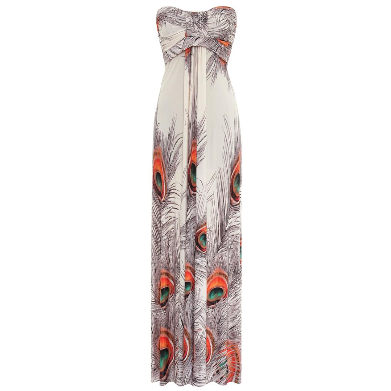 THIS BEAUTIFUL MAXI DRESS