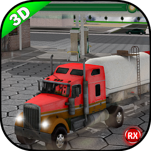 Oil Transportation Truck Sim