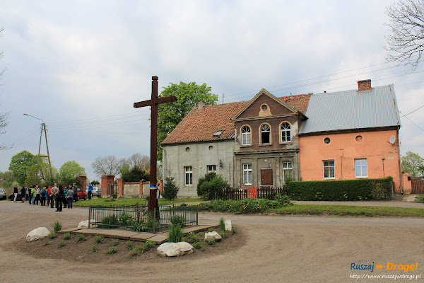 Fiszewo - centrum wsi