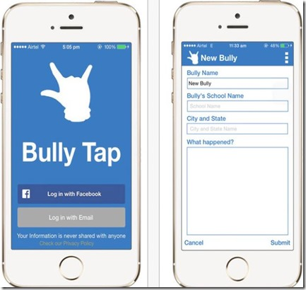 bullying denuncia