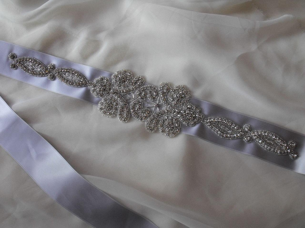 BLING 2inch wide : wedding