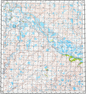 Map 100k--s47-131_132--(1972)