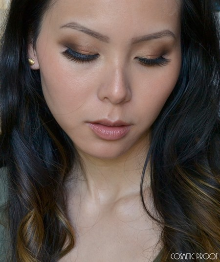 Lise Watier Rivages Eyeshadow Palette Swatches Review (5)