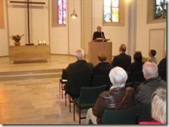 Rede in der Kirche Homburg 005