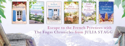 French Village Diaries advent calendar The Fogas Chronicles Julia Stagg