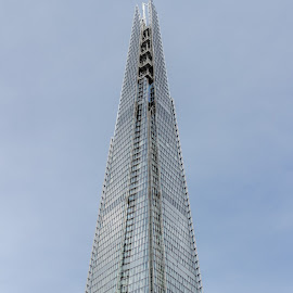 The Shard by Vibeke Friis - Buildings & Architecture Office Buildings & Hotels ( modern, the shard, london, high rise, glass,  )