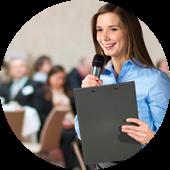 Организация бизнес-презентаций