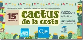 Último encuentro cactusero de 2015