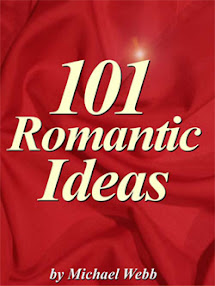 Cover of Michael Webb's Book 101 Romantic Ideas