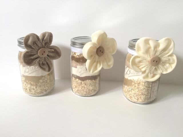 DIY Cookie in a Jar