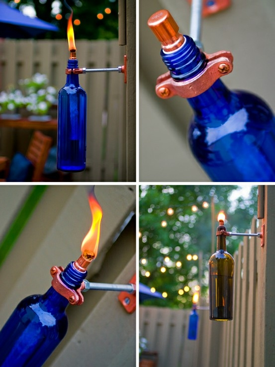 Đẹp trong cái gọi là đơn giản đèn dầu