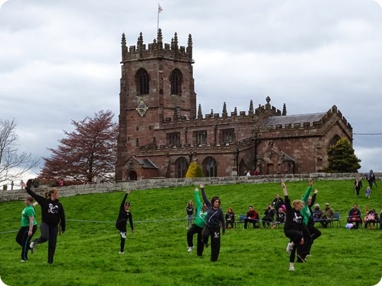 GLOs Dance and Cheer Troupe - Saturday