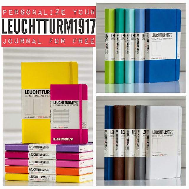 Personalize Your Leuchtturm1917 NBS