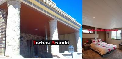 Empresas y servicios relacionados con Techos en Madrid