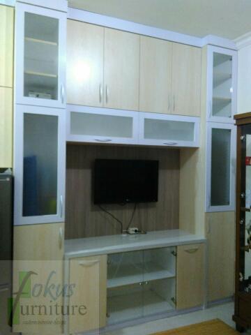 Kitchen set dan rak tv di kalisari pasar rebo furniture for Rak kitchen set minimalis