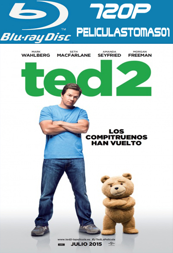 Ted 2 (2015) [BDRip m720p/Dual Castellano-ingles]