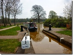 9 entering church lock
