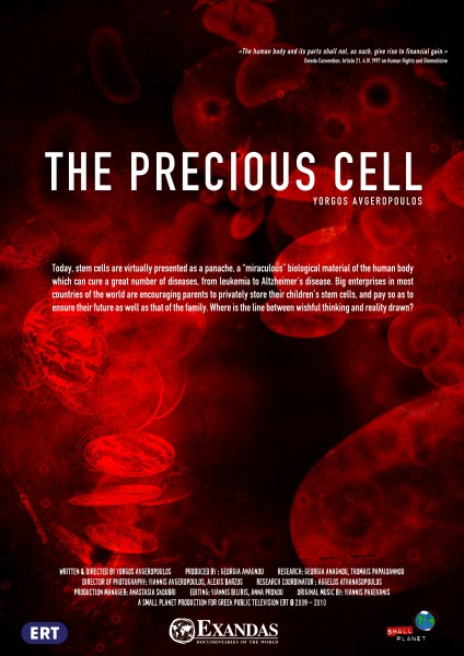 �yciodajna kom�rka / The Precious Cell (2009)  PL.TVRip.XviD / Lektor PL