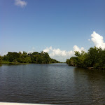 An airboat ride we took in New Orleans 07242012-29