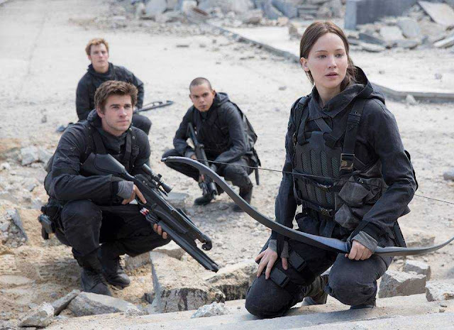 New Images From Hunger Games:  Mockingjay – Part 2 Revealed!