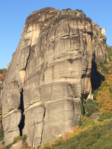 Overlanding Greece: Meteora pictures