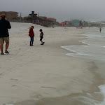 Taking a walk on the beach in Destin FL 03232012b