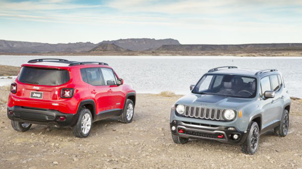 2016 Jeep Renegade review, specs