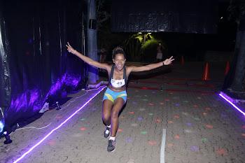 Corrida noturna atrai mais de 130 corredores para o Parque Rizzo