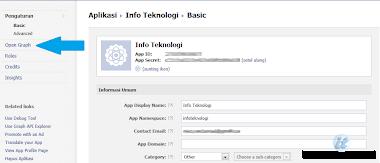 applikasi Facebook