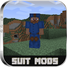 Suit MODS For MC PocketE