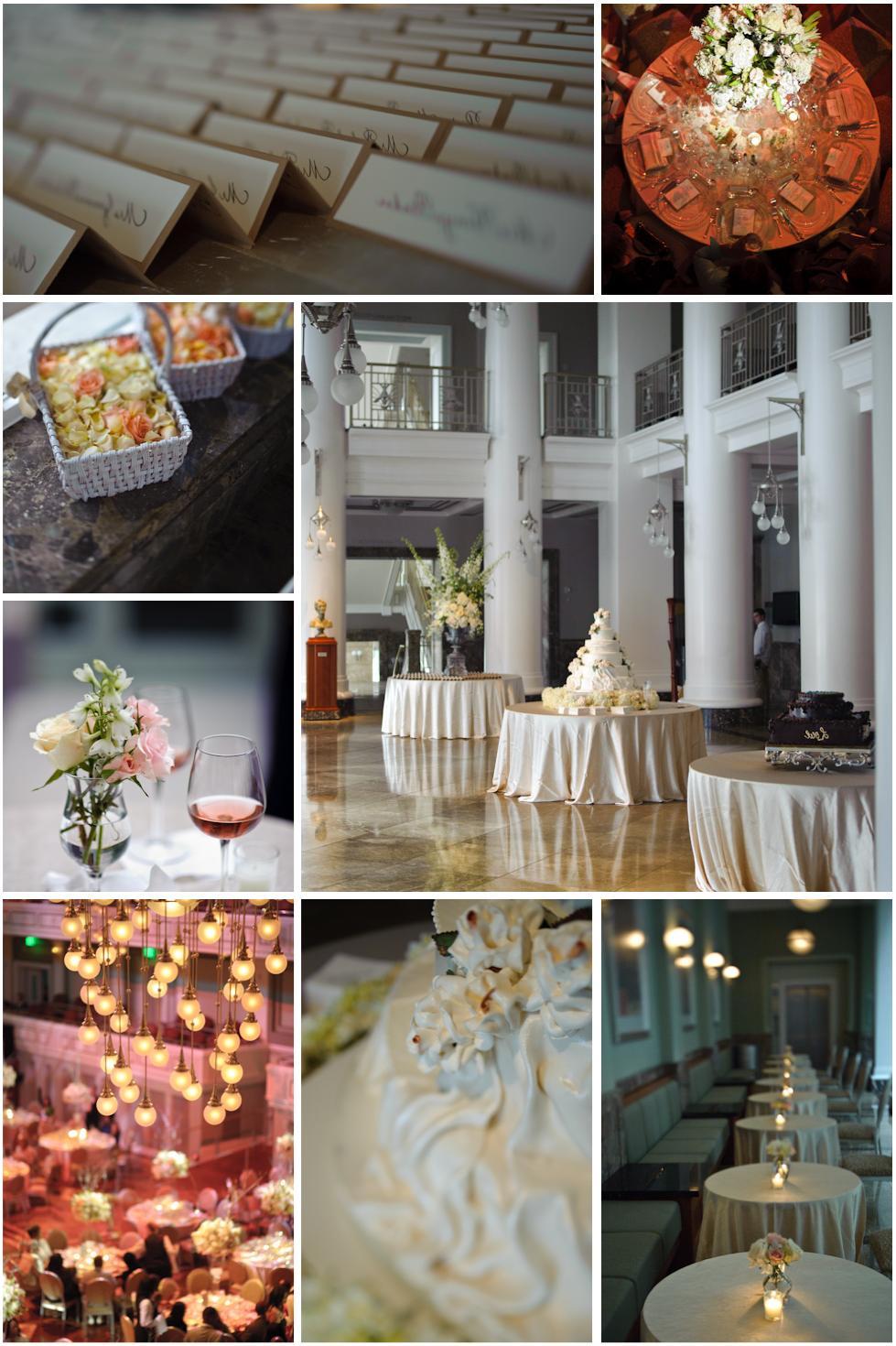 NASHVILLE WEDDING RECEPTION