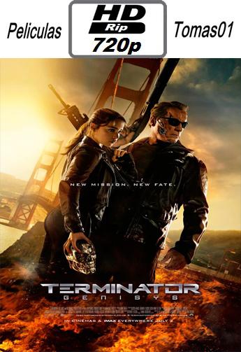 Terminator 5: Genisys (2015) [HDRip 720p/Subtitulada]