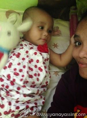Sunatkan baby di Klinik Pusrawi Jalan Ipoh