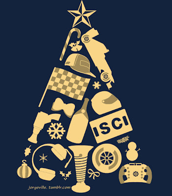 F1 Chtistmas Tree by somsombob