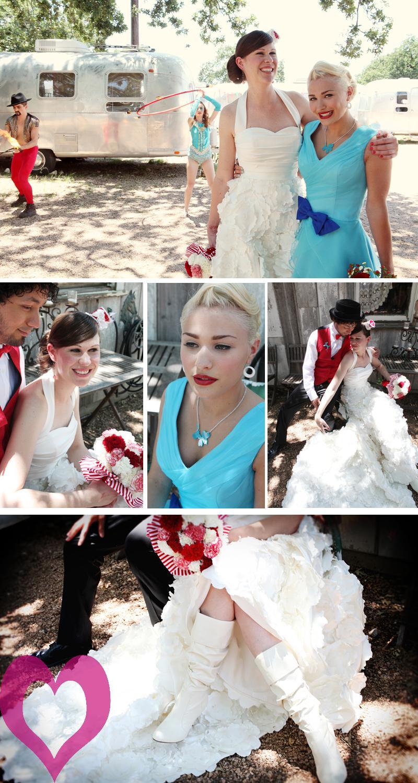 Austin wedding, Carnival