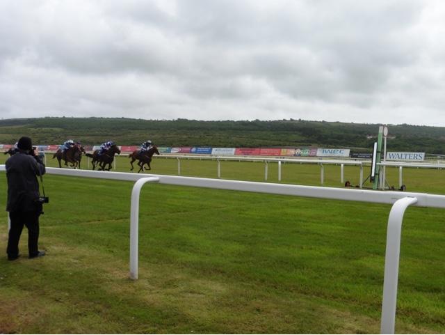 Ffos Las Horse Racing, Carmarthenshire