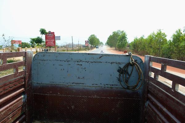 камбоджда автостоп