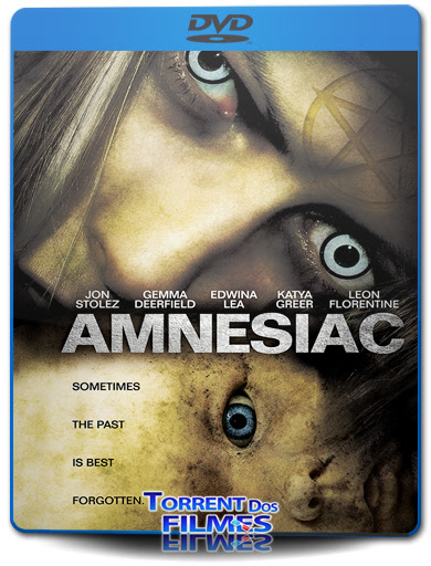 Amnésia - Amnesiac (2015) Torrent Dublado - DVD-R Download Dual Áudio
